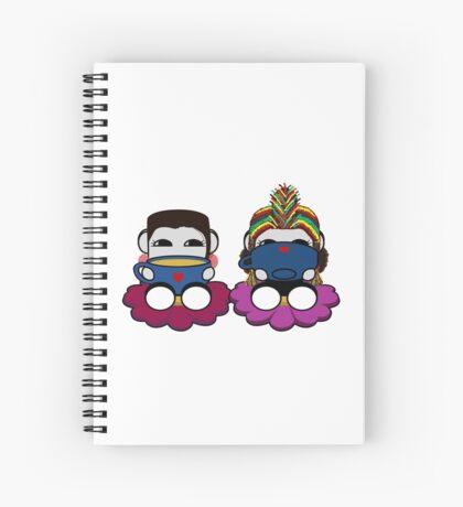 STPC: Naka Do & Oyo Yo (Truth & Sipping Tea) Spiral Notebook