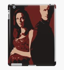 Spike & Dru iPad Case/Skin
