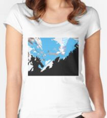 Blue Angel Women's Fitted Scoop T-Shirt