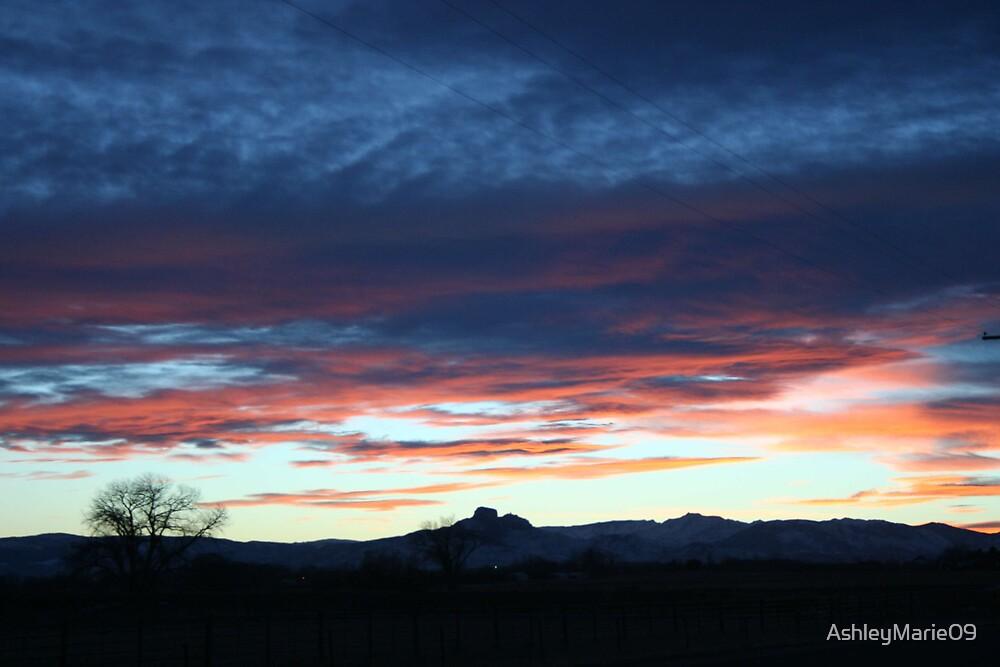 Sunset by AshleyMarie09