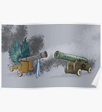 Cannon Destiel Poster