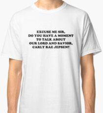 Carly Rae Jepsavior Classic T-Shirt