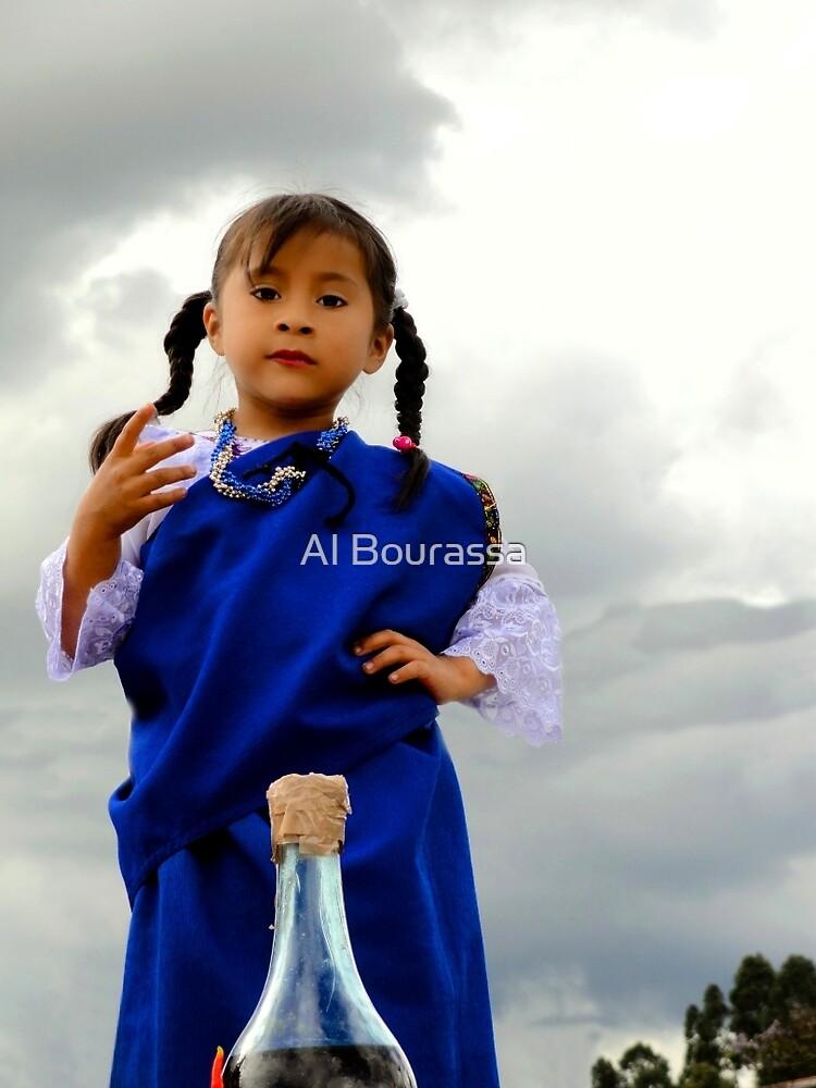 Cuenca Kids 554 by Al Bourassa