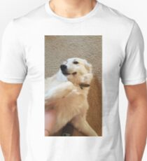 Great Cuddly Pyrenees  Unisex T-Shirt