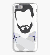 CM Punk - Minimalist iPhone Case/Skin