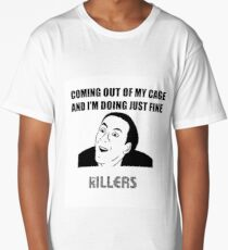 The Killers Caged Long T-Shirt