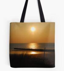 steel beach Tote Bag