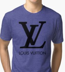 LOUIS VUITTON Tri-blend T-Shirt