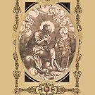 Saint Mark The Evangelist by fajjenzu