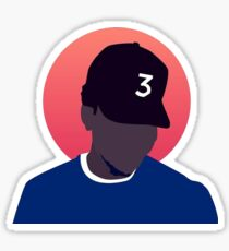 Chance The rapper Sticker
