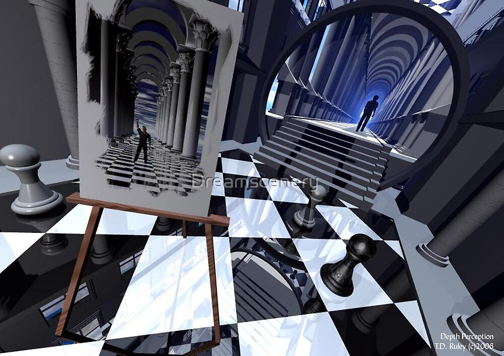 Depth Perception by Dreamscenery
