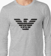 GERGIO ARMANI Long Sleeve T-Shirt