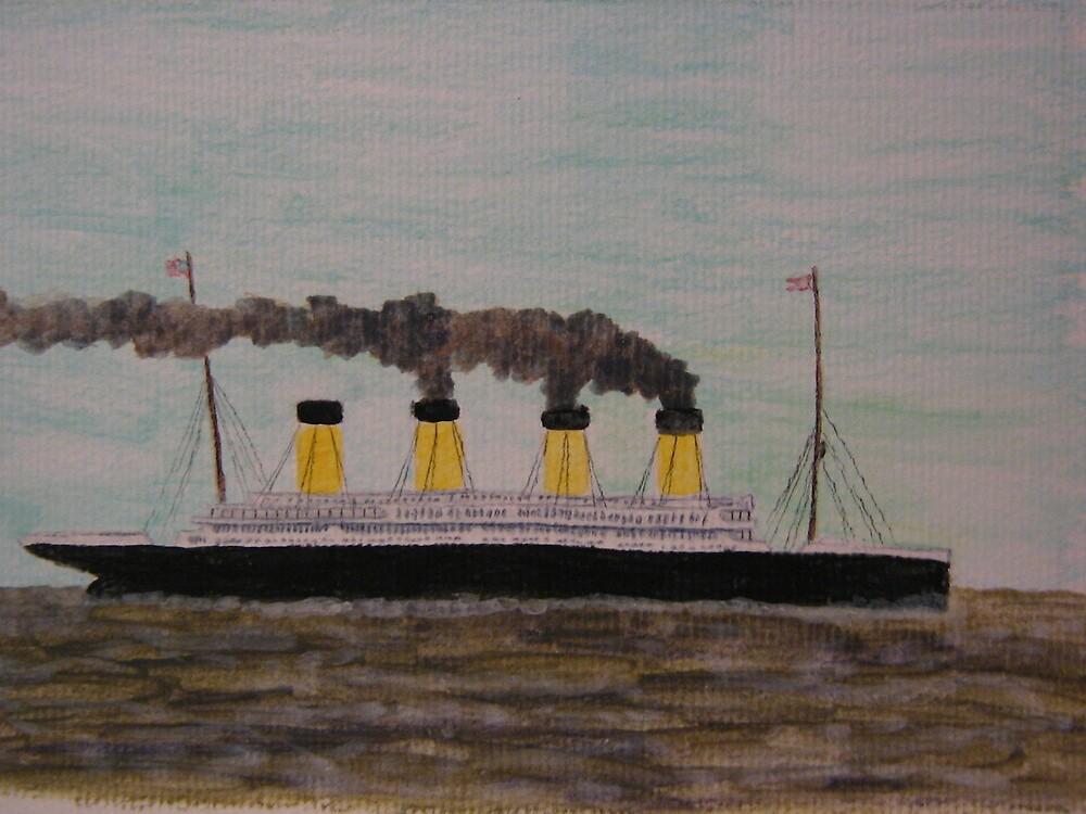 Sailing Day by douglasgirton
