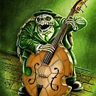 The Bassist by ChaostheRed