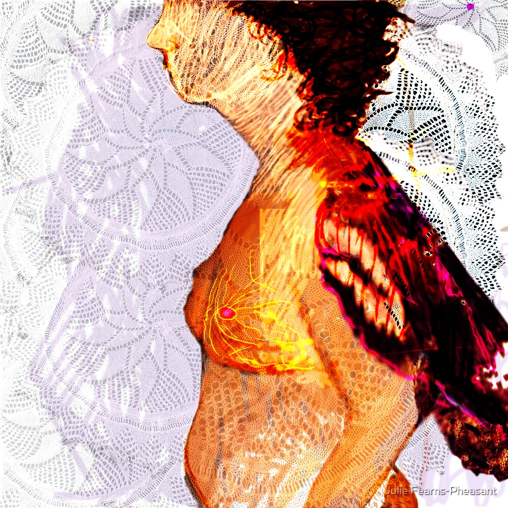 Imprint by Julie Fearns-Pheasant