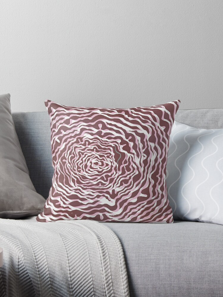Cabbage Print by Amy Hall