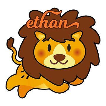 Lion - Ethan by lenorelocken