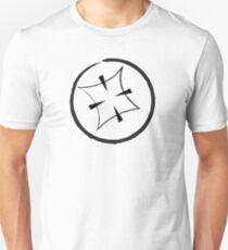 The Crest of a Foolish Samurai Unisex T-Shirt