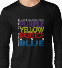 Purple Yellow Red and Blue (Portugal. The Man) T-Shirt