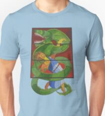 Envy Abstract Piece Unisex T-Shirt