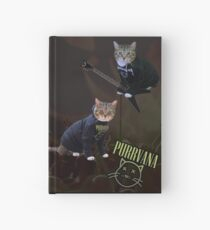 Band Cats Hardcover Journal