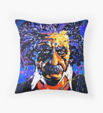 The Smart One Throw Pillow