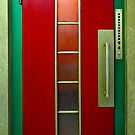 Elevator Door  by Ethna Gillespie