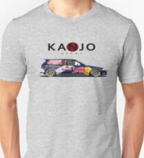 honda civic ef hatchback kanjo style Unisex T-Shirt