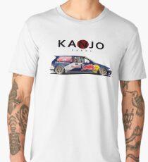 honda civic ef hatchback kanjo style Men's Premium T-Shirt