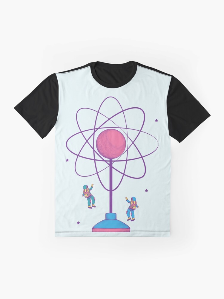 Alternate view of The Science of Play Graphic T-Shirt