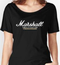Marshall Amp JCM 2000 Women's Relaxed Fit T-Shirt
