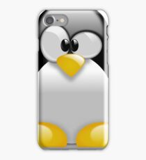 tux penguin  iPhone Case/Skin