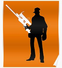 TF2 - Team Fortress 2 Sniper Shirt/Poster  Poster