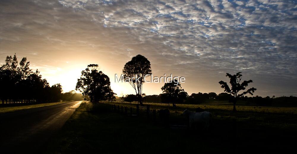 Dawn Myocum rd by Mark Claridge