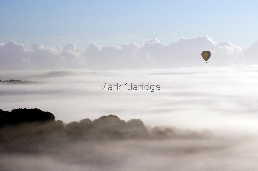 Sea Of Cloud 1 by Mark Claridge