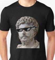Marcus Aurelius - Deal with it T-Shirt