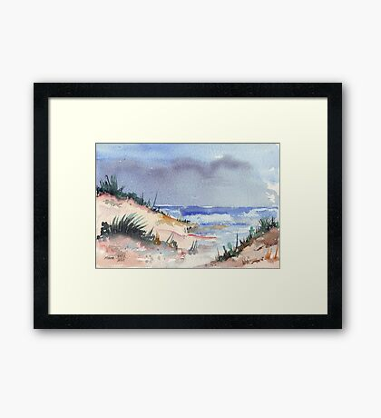 Perfectness and harmony... Framed Print