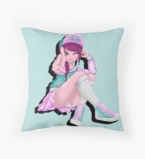 D.Va Cosplay Pillow Throw Pillow