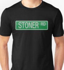 Stoner Road street sign Unisex T-Shirt