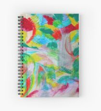 Dress Up Spiral Notebook