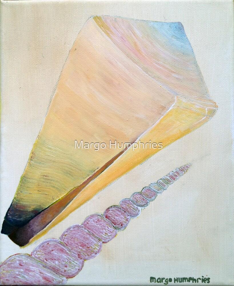 Sea Shells 3 by Margo Humphries