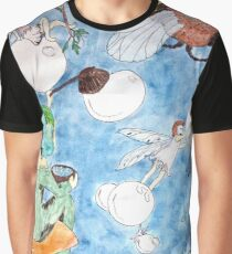 Elves & Fairies Graphic T-Shirt
