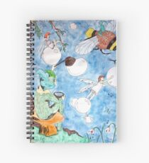 Elves & Fairies Spiral Notebook
