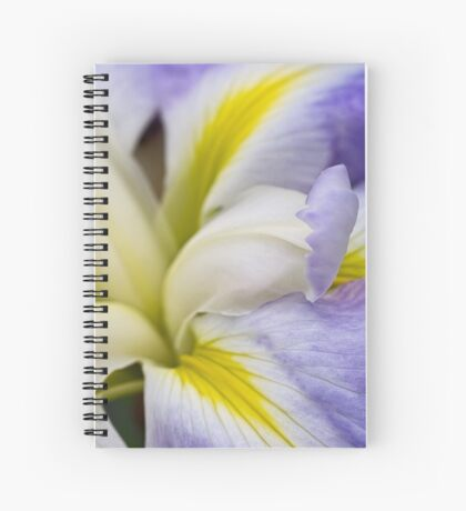 Japanische Iris - Ozeannebel Spiralblock