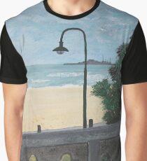 St Kilda Beach Graphic T-Shirt