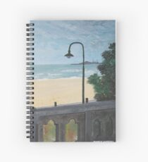 St Kilda Beach Spiral Notebook
