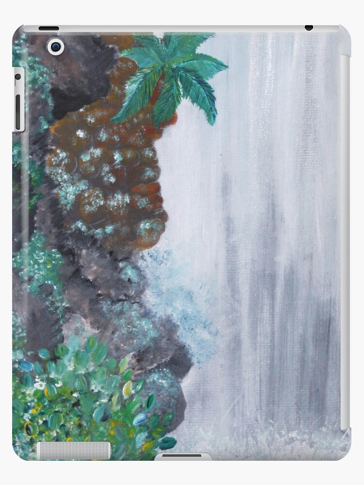 detailed look 1a595 88cd0 'The Waterfall' iPad Case/Skin by Margo Humphries