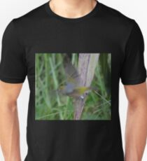Flight of the silver eye Unisex T-Shirt