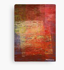 Memory Surfacing Canvas Print