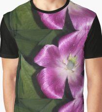 charming purple flower  Graphic T-Shirt